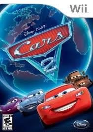 Disney Pixar Cars 2 (wii used game)