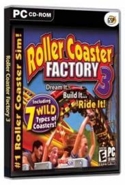 Roller Coaster Factory 3 (PC nieuw)