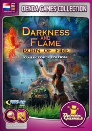 Darkness and Flame Born of Ice collector's edition (PC Game nieuw denda)