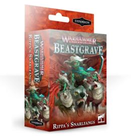 Warhammer Underworlds Beastgrave Rippa's Snarlfangs (Warhammer Nieuw)