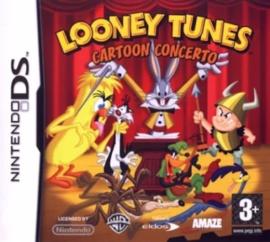 Looney Tunes Cartoon Concerto (Nintendo DS nieuw)
