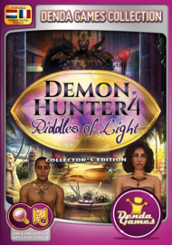 Demon Hunter 4 Riddles of Light collector's edition (pc game nieuw denda)