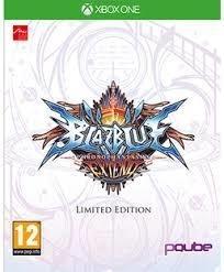 BlazBlue Chrono Phantasma Extended Limited Edition (xbox one nieuw)