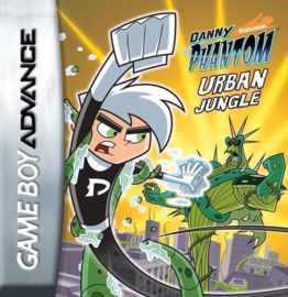 Danny Phantom Urban Jungle (USA Version)(Gameboy Advance tweedehands game)