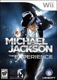 Michael Jackson The Experience (wii used game)