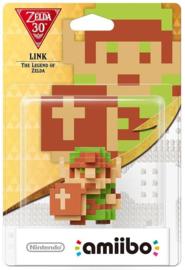 Amiibo The Legend of Zelda 8-bit link (Amiibo Nieuw)