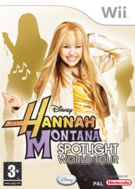 Disney Hannah Montana Spotlight World Tour (wii used game)