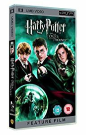 Harry Potter and the Order of the Phoenix (PSP Film Nieuw)