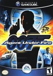 007 James Bond Agent Under Fire (Nintendo gamecube tweedehands Game)
