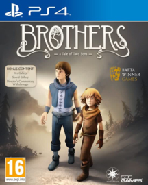 Brothers a tale of two sons (PS4 nieuw)