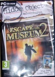 Escape The Museum 2 + BONUS Pirateville (PC nieuw)