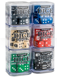 Citadel 12 mm Dice Set Blue (Warhammer Nieuw)