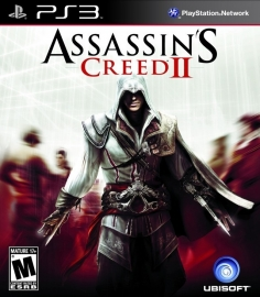 Assassin`s Creed II zonder boekje (Ps3 used game)