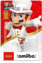 Amiibo Super Mario Odyssey Mario Bruiloft (Amiibo Nieuw)