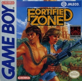 Fortified Zone  losse cassette (Gameboy  tweedehands game)