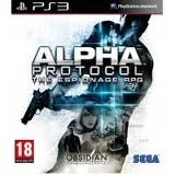 Alpha Protocol (ps3 used game)