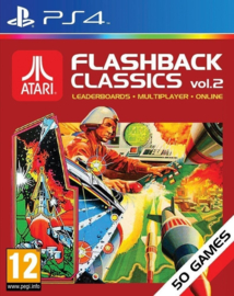 Atari Flashbacks Classics Volume 2 (ps4 nieuw)