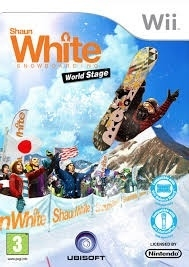 Shaun White Snowboarding World Stage (wii used game)