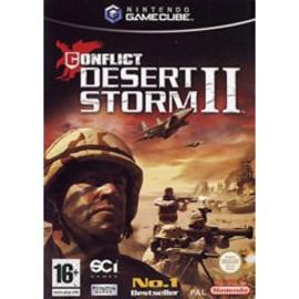 Conflict Desert Storm II (Gamecube tweedehands game)