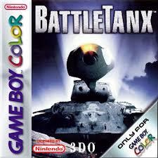 BattleTanx (Gameboy color tweedehands game)