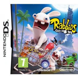 Rabbids Go Home (Nintendo DS tweedehands game)