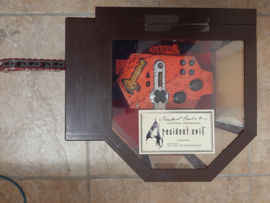 Resident Evil 4 chainsaw controller (ps2 nieuw)