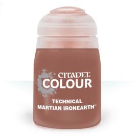Citadel  colour Technical Martian Earth 18 Ml (Warhammer Nieuw)