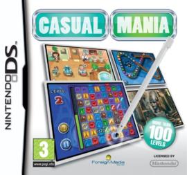 Casual Mania (Nintendo DS nieuw)
