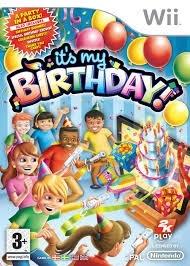 It's my birthday zonder boekje (Nintendo wii tweedehands game)
