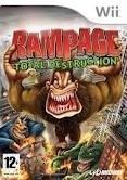 Rampage Total Destruction (wii tweedehands game)