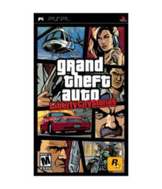 Grand Theft Auto Liberty City Stories (psp used game)