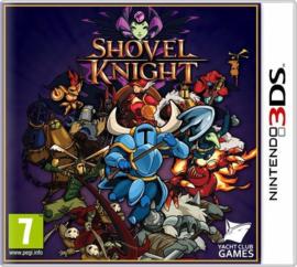 Shovel Knight (Nintendo 3DS nieuw)
