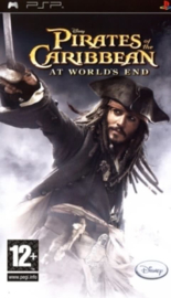Pirates of the Caribbean at world's end (PSP tweedehands game)