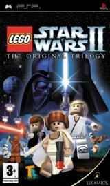 Lego Star Wars II The original trilogy (psp tweedehands game)