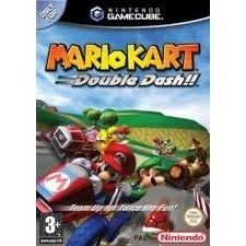 Mario Kart Double Dash zonder boekje (GameCube Used Game)