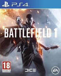 Battlefield 1 (ps4 nieuw)