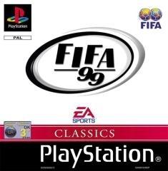 FIFA 99 Classic zonder boekje game only (PS1 tweedehands game)