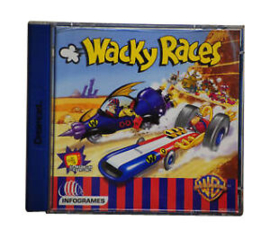 Wacky Races (Dreamcast tweedehands game)