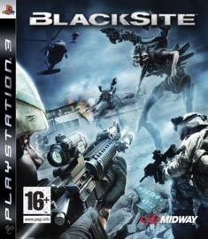 Blacksite zonder boekje (ps3 used game)