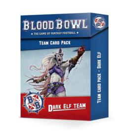 Warhammer Blood Bowl Dark Elf Team Card Pack (Warhammer nieuw)
