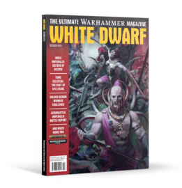 White Dwarf October 2019 Magazine  (Warhammer Nieuw)