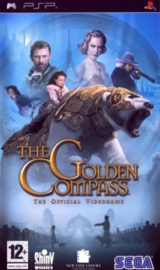 The Golden Compass (psp used game)