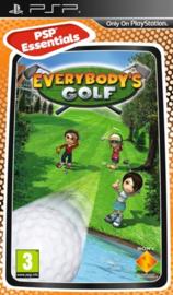 Everybody's Golf Essentials (psp nieuw)