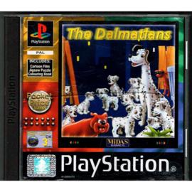 Dalmatians zonder cover (PS1 tweedehands game)