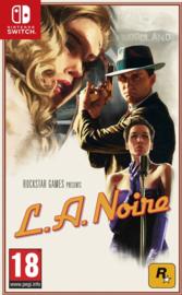 LA Noire / L.A. (Nintendo Switch nieuw)