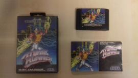 Atomic Runner (Sega Mega Drive tweedehands game)