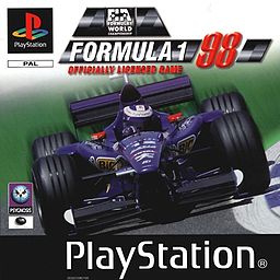 Formula 1  98 (PS1 tweedehands game  game)