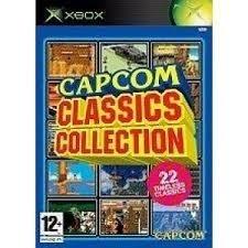 Capcom Classics Collection Vol. 1 (xbox tweedehands game)