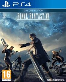 Final Fantasy XV zonder boekje (ps4 tweedehands game)