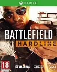 Battlefield Hardline (xbox one nieuw)
